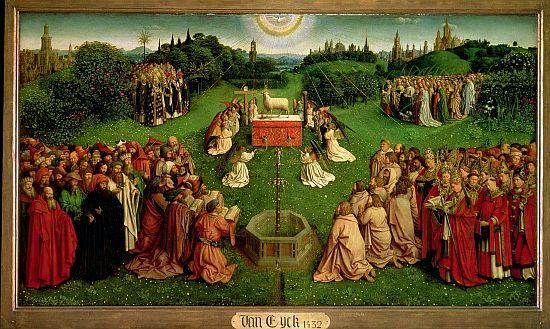 Van Eyck 1432